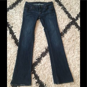 Simply Vera Wang bootcut stretch slimming jeans 2